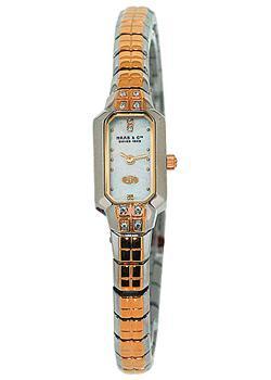 Швейцарские наручные  женские часы Haas KHC.408.OFA. Коллекция Fasciance
