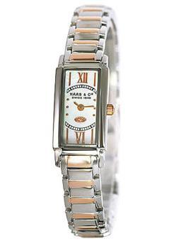 Швейцарские наручные  женские часы Haas KHC.411.OFA. Коллекция Raviance