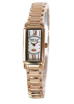 Швейцарские наручные  женские часы Haas KHC.411.RFA. Коллекция Raviance