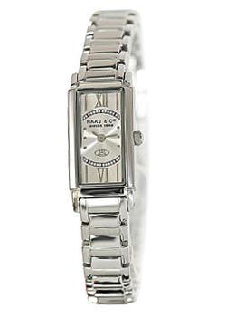 Швейцарские наручные  женские часы Haas KHC.411.SSA. Коллекция Raviance