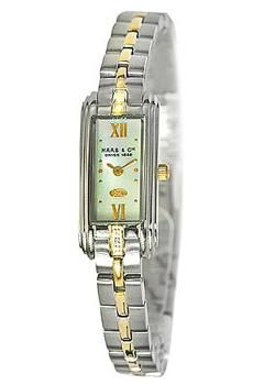 Швейцарские наручные  женские часы Haas KHC.413.CFA. Коллекция Raviance