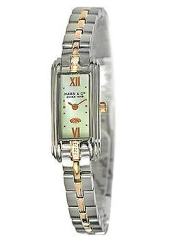 Швейцарские наручные  женские часы Haas KHC.413.OFA. Коллекция Raviance