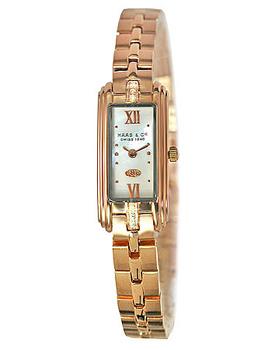 Швейцарские наручные  женские часы Haas KHC.413.RFA. Коллекция Raviance