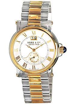 Швейцарские наручные мужские часы Haas SFEH.010.CWA. Коллекция Modernice