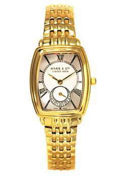 Швейцарские наручные  женские часы Haas SFVC.007.JSA. Коллекция Modernice