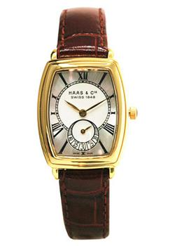 Швейцарские наручные женские часы Haas SFVC.007.XSA. Коллекция Modernice