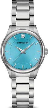 Швейцарские наручные  женские часы Hanowa 16-7041.04.008. Коллекция Rainbow