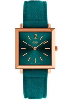 fashion наручные  женские часы Henry London HL26-QS-0258. Коллекция Heritage Square