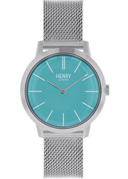 fashion наручные  женские часы Henry London HL34-M-0273. Коллекция Iconic