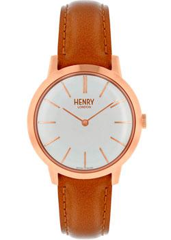 fashion наручные  женские часы Henry London HL34-S-0212. Коллекция Iconic