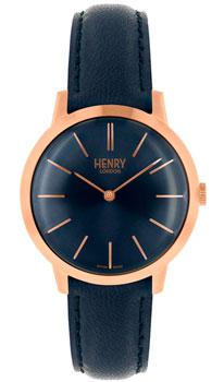 fashion наручные  женские часы Henry London HL34-S-0216. Коллекция Iconic