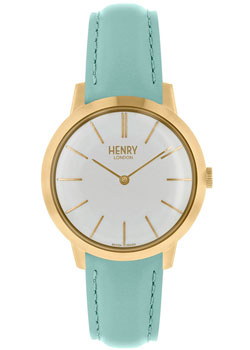 fashion наручные  женские часы Henry London HL34-S-0224. Коллекция Iconic