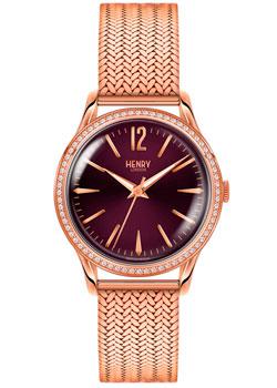 fashion наручные  женские часы Henry London HL34-SM-0196. Коллекция Hampstead