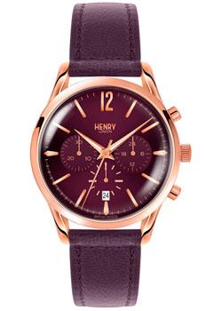 fashion наручные  женские часы Henry London HL39-CS-0092. Коллекция Hampstead