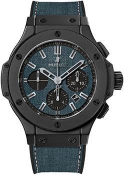 Швейцарские наручные  мужские часы Hublot 301.CI.2770.NR.JEANS