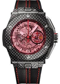 Швейцарские наручные  мужские часы Hublot 401.QX.0123.VR