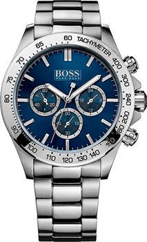 Наручные  мужские часы Hugo Boss HB-1512963. Коллекция Ikon