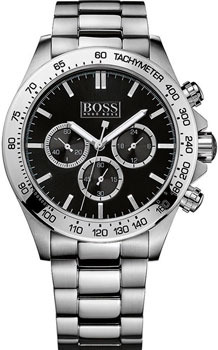Наручные  мужские часы Hugo Boss HB-1512965. Коллекция Ikon