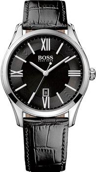 Наручные  мужские часы Hugo Boss HB-1513022. Коллекция Ambassador
