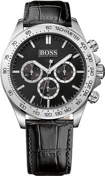 Наручные  мужские часы Hugo Boss HB-1513178. Коллекция Ikon