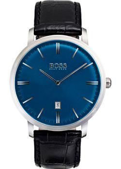 Наручные мужские часы Hugo Boss HB-1513461. Коллекция Classico Round