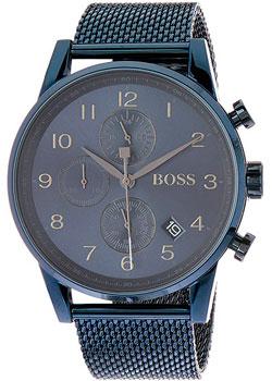 Купить Наручные мужские часы Hugo Boss HB-1513538. Коллекция Navigator