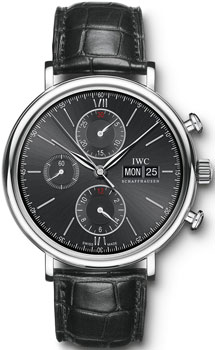 Швейцарские наручные  мужские часы IWC IW391008