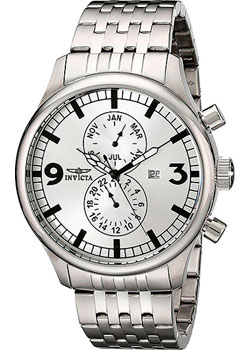 мужские часы Invicta IN0366. Коллекция Speciality