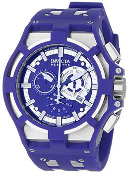 мужские часы Invicta IN0633. Коллекция Akula
