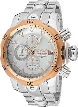 мужские часы Invicta IN10171. Коллекция Venom