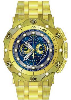 мужские часы Invicta IN16805. Коллекция Venom