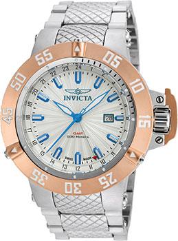 мужские часы Invicta IN21728. Коллекция Subaqua