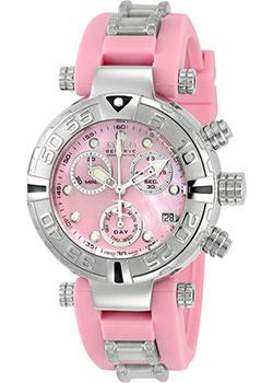 женские часы Invicta IN21862. Коллекция Subaqua