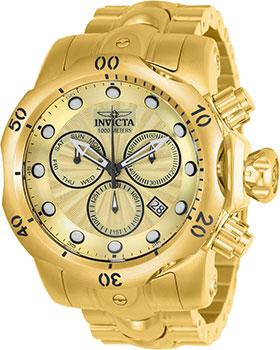 мужские часы Invicta IN23891. Коллекция Venom