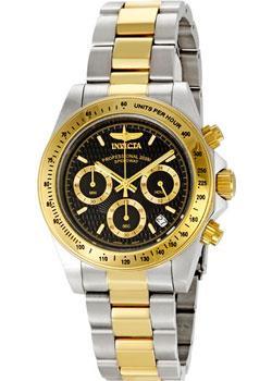 мужские часы Invicta IN9224. Коллекция Speedway