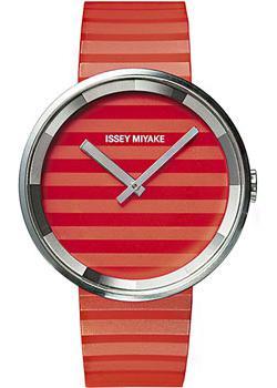 Японские наручные мужские часы Issey Miyake SILAAA03. Коллекция Please
