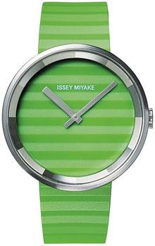 Японские наручные мужские часы Issey Miyake SILAAA04. Коллекция Please