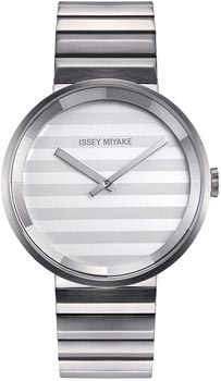 Японские наручные мужские часы Issey Miyake SILAAA05. Коллекция Please