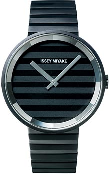 Японские наручные мужские часы Issey Miyake SILAAA06. Коллекция Please