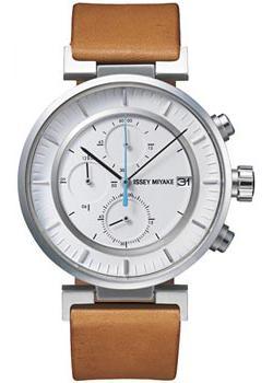 Японские наручные мужские часы Issey Miyake SILAY008. Коллекция W