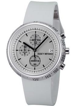Японские наручные мужские часы Issey Miyake SILAZ005. Коллекция Trapezoid