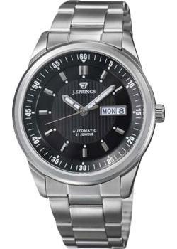 Японские наручные мужские часы J. Springs BEB581S. Коллекция Automatic