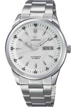 Японские наручные мужские часы J. Springs BEB582S. Коллекция Automatic