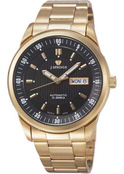 Японские наручные мужские часы J. Springs BEB584S. Коллекция Automatic