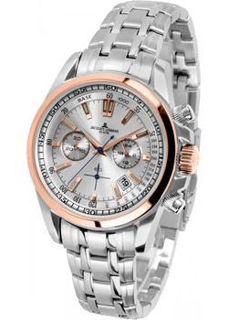 fashion наручные мужские часы Jacques Lemans 1-1117ZN. Коллекция Liverpool