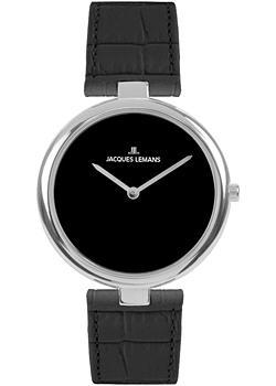 fashion наручные  женские часы Jacques Lemans 1-1407A. Коллекция Classic