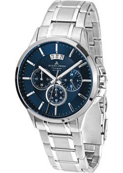 fashion наручные мужские часы Jacques Lemans 1-1542I. Коллекция Sydney