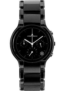 fashion наручные мужские часы Jacques Lemans 1-1580D. Коллекция Dublin