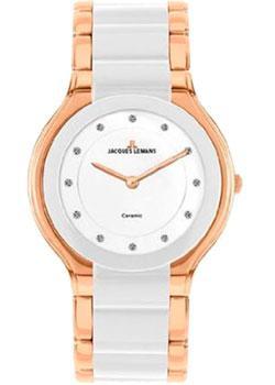 fashion наручные  женские часы Jacques Lemans 1-1582G. Коллекция Dublin