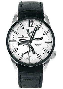 fashion наручные  мужские часы Jacques Lemans 1-1583C. Коллекция Liverpool.